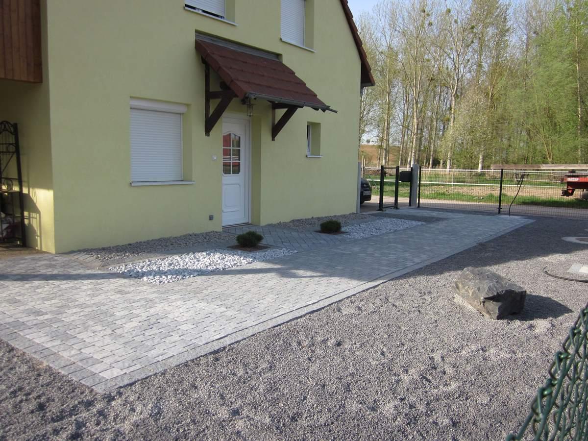 Travaux d'aménagement extérieur par Wagner construction à Siegen
