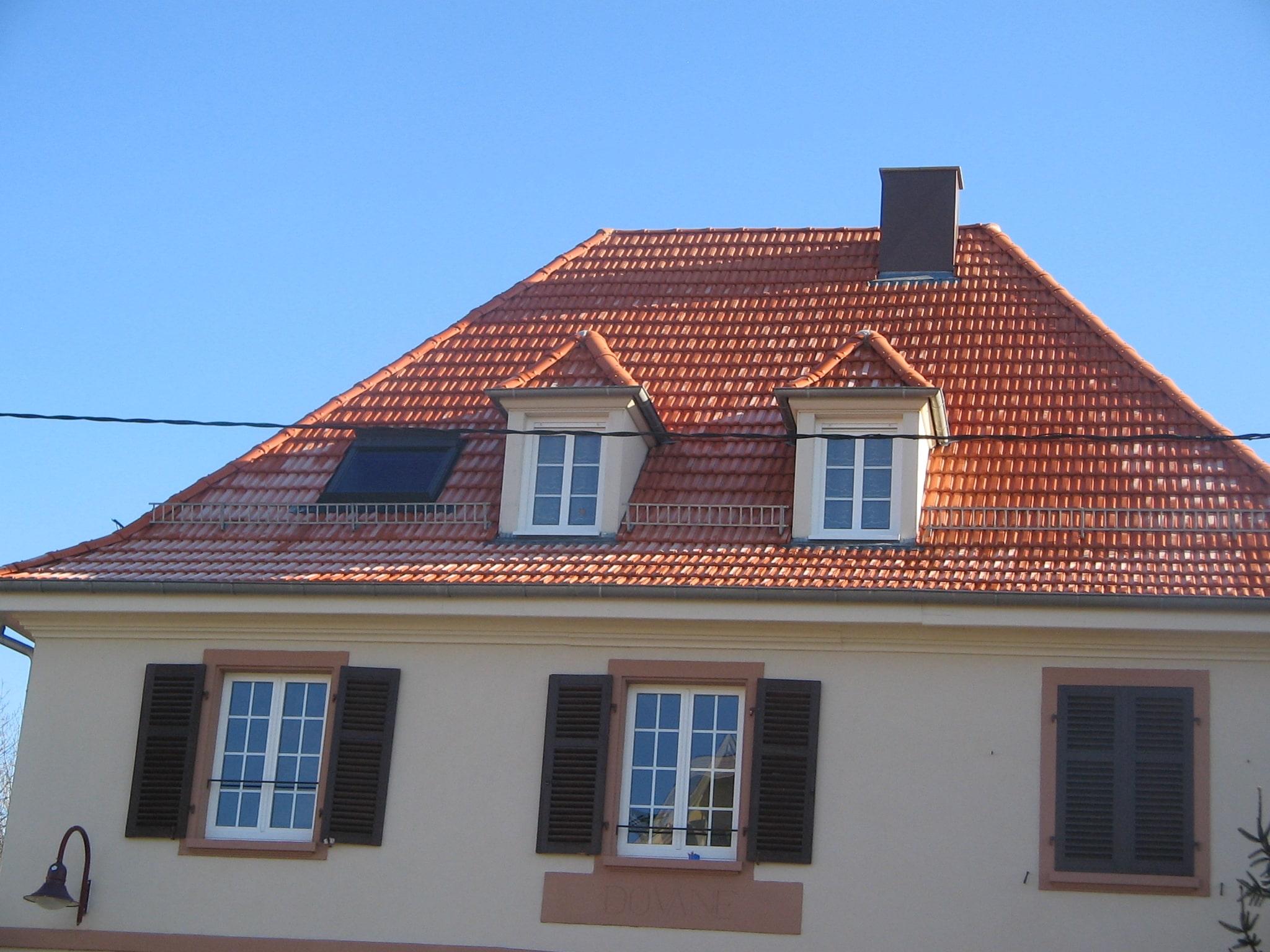 Travaux d'isolation des combles par Wagner construction à Siegen