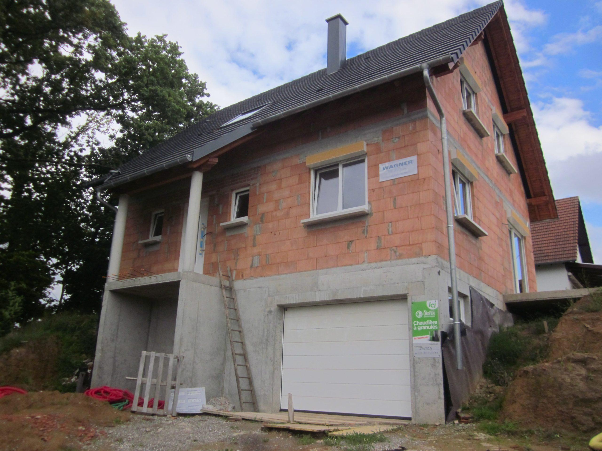 Travaux de construction neuve par Wagner construction à Siegen et alentours