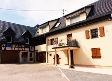 Rénovation d'un corps de ferme par Wagner construction