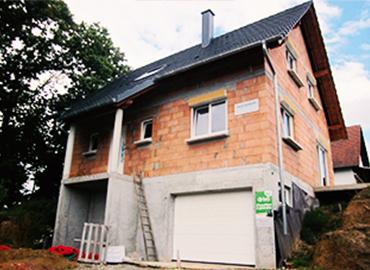 Couverture et Zinguerie construction neuve par Wagner construction